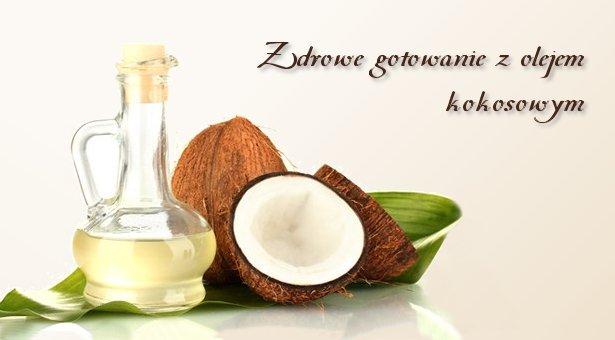 Zdrowie z olejem kokosowym