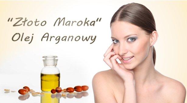 Olej arganowy –  źródło zdrowia i urody