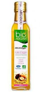 Olej arganowy o zastosowaniu kosmetycznym