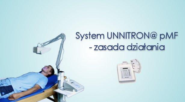 Zasada działania systemu UNITTRON® pMF