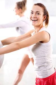Zdrowe odchudzanie ćwiczenia