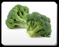 Składniki zdrowotne brokułów